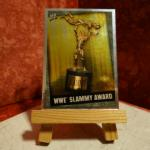 Carte de catch WWE Slammy Award (brillante)