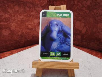 Carte Star Wars Max Rebo N°23