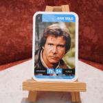 Carte Star Wars Han Solo N°3