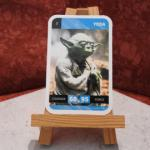 Carte Star Wars Yoda N°5