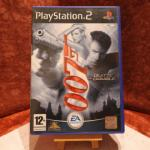 Jeu PS2 : 007 Quitte ou Double (James Bond)