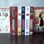 DVD intégrale de la série Desperate Housewives