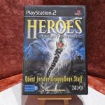 Jeu vidéo : Heroes of Might and Magic (PS2)