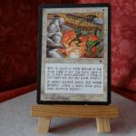 Carte Magic the Gathering : Invulnérabilité (carte asiatique)
