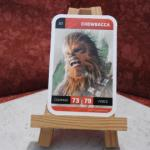 Carte Star Wars Chewbacca N°50