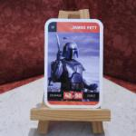 Carte Star Wars Jango Fett N°18