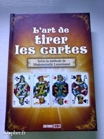 Livre   L art de tirer les cartes (Lenormand) - iGopher.fr 8ee4bcec9f1b