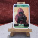 Carte Star Wars Jawas N°19