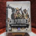 Jeu vidéo Call of Juarez Bound in Blood - PS3