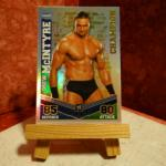Carte de catch Champion Drew Mcintyre (brillante) - Slam Attax