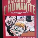 bande dessinée histoire de l'humanité - bonne idée cadeaux pour Noël