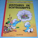 bande dessinée BD Schtroumpfs peyo - bonne idée cadeaux pour Noël