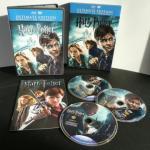 harry potter et les reliques de la mort dvd bluray - bonne idée cadeaux pour Noël