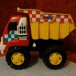 Camion Poubelle Smoby