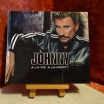 CD audio Johnny Hallyday