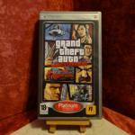 Jeu vidéo GTA PSP