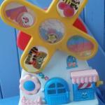 Moulin musical pour bébé