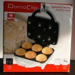Idée cadeau Fête des Mères 2015 : Machine à Muffins électrique Neuf
