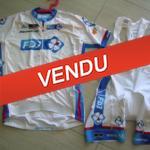 Idée cadeau Fête des Mères 2015 : tenue cycliste FdJ