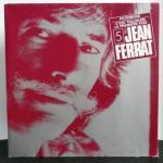 Vinyle 33T Jean Ferrat - Idée cadeau Fête des Pères 2015